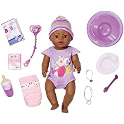 Baby Born - Muñeco niño étnico (Bandai 822029)