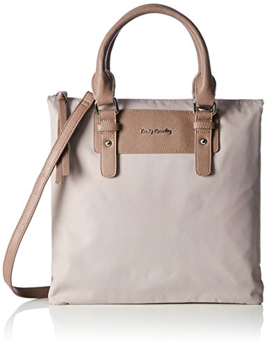 Betty Barclay Damen Bb-1158-Be Schultertasche, 5x34x34 cm Beige (Natural)