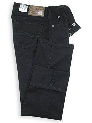 JOKER Harlem Walker Stretch schwarz (Fit 5-pocket-easy Jean)