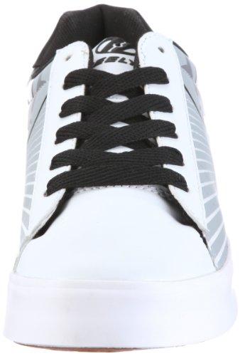 Heelys SCREAM 7718 Unisex - Kinder Sneaker Weiss/Wht/Blk