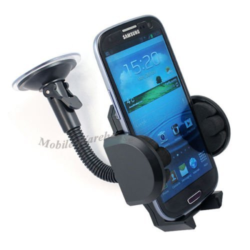 ApeCases® Branded Fly Universal Car Mount Cradle Mobile Holder for Smart Phones & GPS Device.