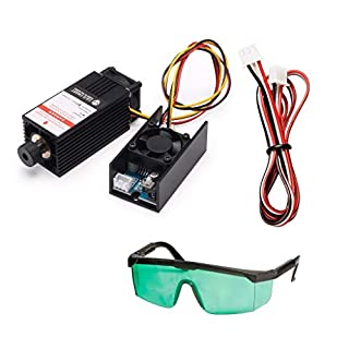 SainSmart 405nm/5.5W Blue Laser Module Kit for CNC Machine 3018 & 3018-PRO
