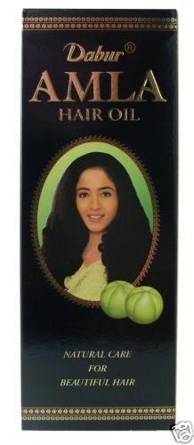 DABUR AMLA HAIR OIL NATURAL CARE FOR HEALTHY, LONG & BEAUTIFUL HAIR 200ML by Dabur - Haar öl Amla