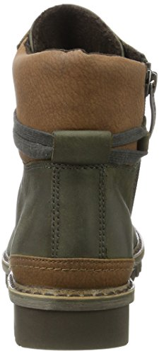 Tamaris Ladies 25214 Boots Green (dbottle / Musc)