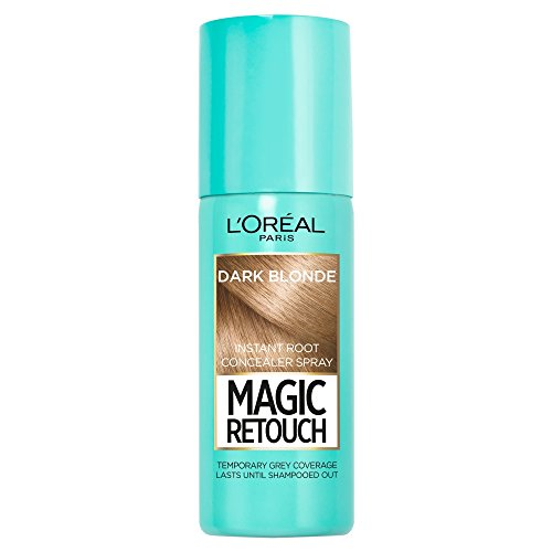 L'Oréal Magic Retouch Instant Root Touch Up, 75 ml, Dark Blonde