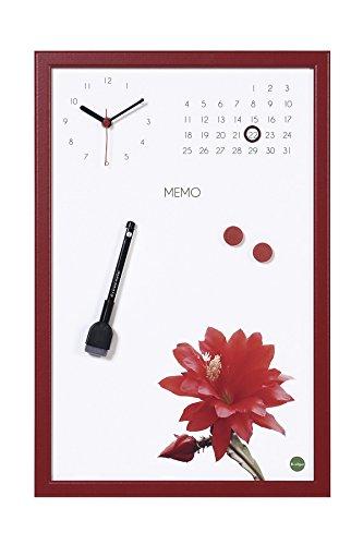 bi-office-cg0116624-blooming-orchid-cactus-magnettafel-mit-integrierter-uhr-mdf-rahmen-lackierter-st