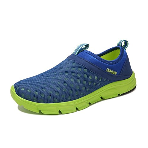 Mesh respirant chaussures/Version coréenne met le pied chaussures/Maille plate casual chaussures B