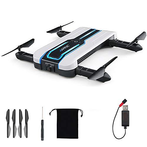 Thole Faltbare Drohnen Optische Durchflusspositionierung mit 720P-Kamera RC Hubschrauber Quadcopter mit Headless-Modell für Kinder und Erwachsene