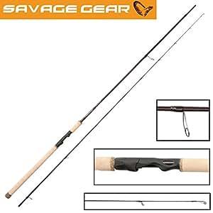Canne Savage Gear Custom Coastal Spin 9' 274cm 7-23g - 2sec