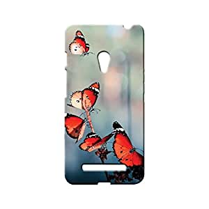 BLUEDIO Designer Printed Back case cover for Asus Zenfone 5 - G7345