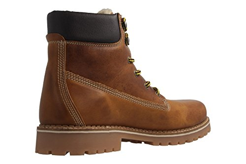 Mustang Herren 4873-602-307 Klassische Stiefel Braun