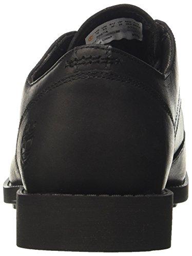 Timberland Fitchbrg Wngox Black Black, scarpe Uomo Nero