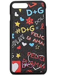 Porta iPhone Dolce Gabbana iphone 7-8 plus Donna - Pelle (BI2236AH933HNP52) d40dac86199