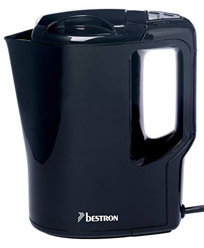 Bestron AWK810 Camping Wasserkocher 500 Watt schwarz