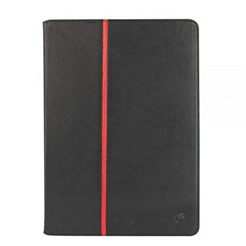 Redneck RNCS00036 Genuine Leather Folio Schutzhülle für Apple iPad Air 2 schwarz