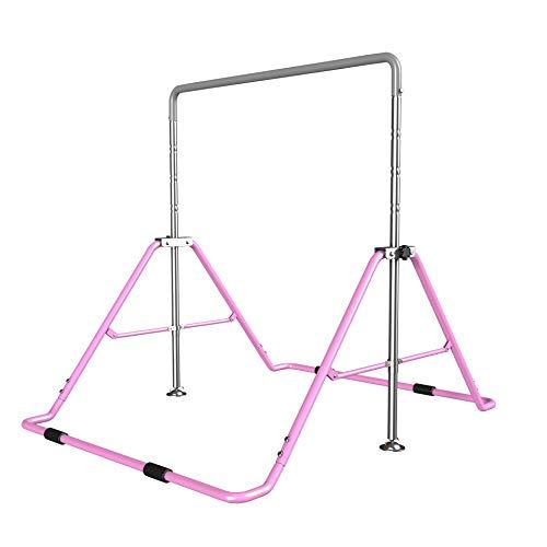 Outdoor Klapp Kleinkind Schaukelrahmen Mit Durable Metallrahmen Einzigen A-Frame Schaukel Set Für 2-15 Kinder Garten Indoor Home,Pink