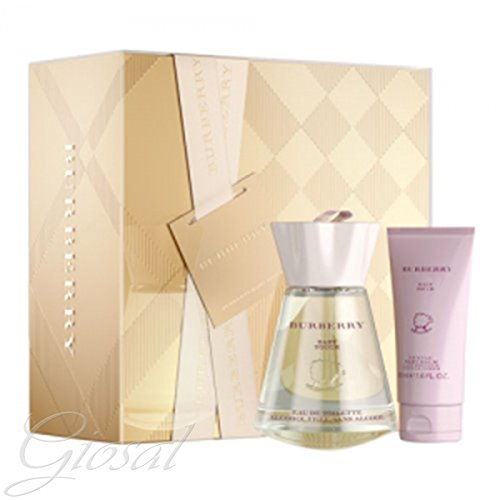 Coffret Burberry Baby Touch Profumo Eau de Toilette 100ml Body Lotion GIOSAL