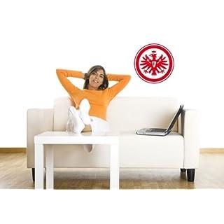 Wandtattoo – Eintracht Frankfurt Logo, 28 cm Durchmesser