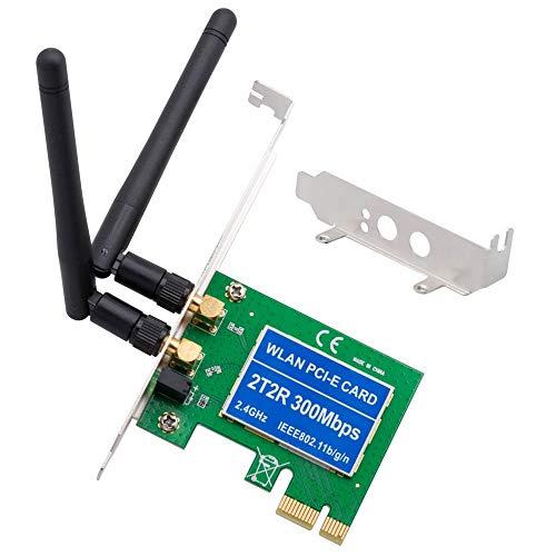 QNINE Tarjeta inalámbrica PCIe