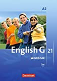 English G 21 - Ausgabe A / Band 2: 6. Schuljahr - Workbook mit Audio-Materialien
