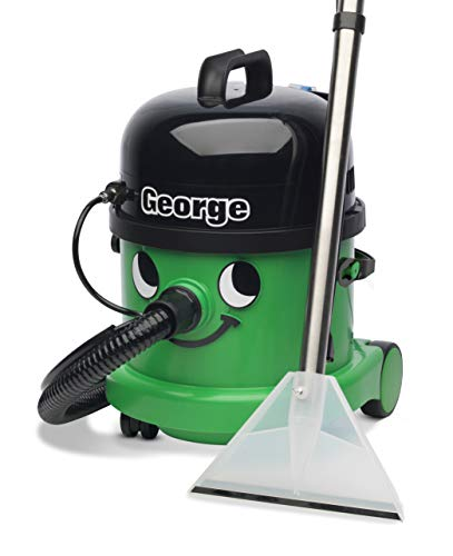 Henry George Wet and Dry Vacuum, 15 Litre, 1060 Watt, Green