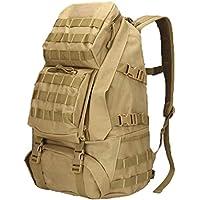 752986a11e Midsy Mimetico Grande capacità Backpack Uomo Zainetti Impermeabile Outdoor  Rucksack Viaggio Zainetto Unisex Borsa da Alpinismo