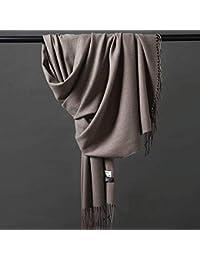 MTX Ltd Dames Élégantes Et Les Femmes Couleur Chaude Et Pure Longue Écharpe  Automne Et Hiver 22bc58d76d1
