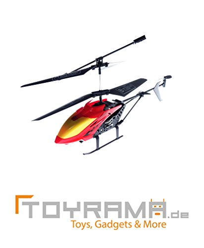 RC Helikopter Advanced - Rot