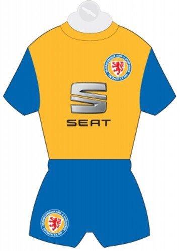 Eintracht Braunschweig Mini-Trikot [gelb]