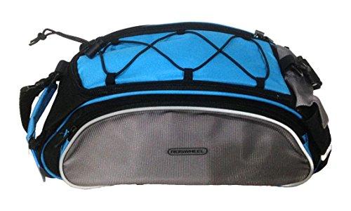 roswheel-multi-function-cycling-bicycle-bag-bike-rear-seat-carrier-basket-rack-pannier-13l-blue