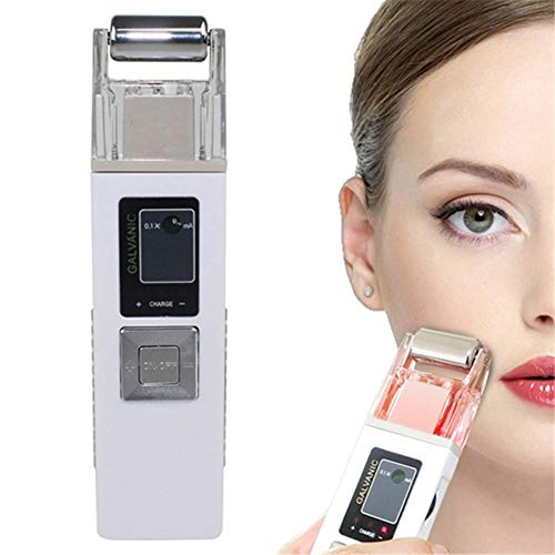 Pretty life SPA Salon Beauty Microcurrent Skin Firming Whiting Machine Iontophoresis Anti-Aging Massager-Hautpflege