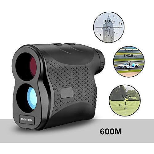 HUATXING Digitale Golf Teleskop Laser-Entfernungsmesser 600 M/900 M Laser-Distanzmessgerät 6X Monokulare Golf Jagd Bereich Finder Geschwindigkeit Tester -
