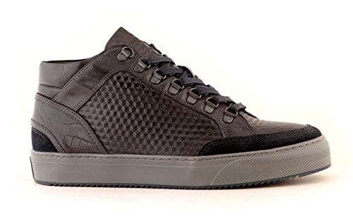 Cycleur de luxe Herren Houma Hooks Sneaker, Blau Navy, 40 EU