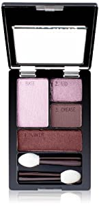 Maybelline New York Expert Wear Eyeshadow Quads, Lavender Smokes, 0.17 Ounce