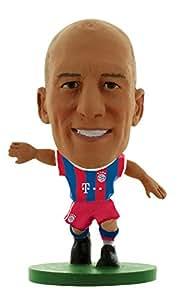 Soccerstarz Bayern Munich Arjen Robben Home Kit 2015 Version Figures