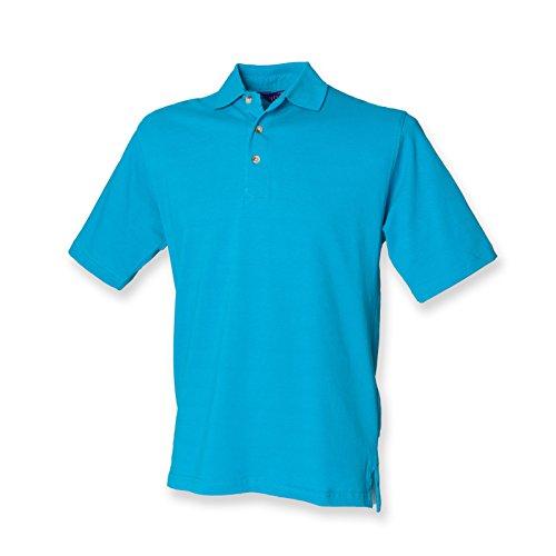 HenburyDamen  Polo ShirtPoloshirt Blau - Turquoise