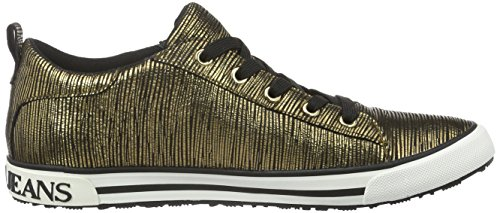 Armani Jeans 9250126a434, Sneakers basses femme Or (RUGGINE 00162)
