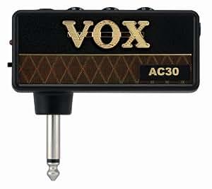 Vox amPlug Headphone Guitar Amplifier - AC30