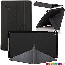 Forefront Cases® Nueva Origami Funda Case Cover Protectora Plegable para Apple iPad Air 2 / iPad 6 – Protección completa del dispositivo y función automática inteligente de Suspensión/Encendido