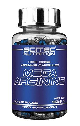 Scitec Ref.109959 Complexe d'Acide Aminé Complément Alimentaire 120 Capsules
