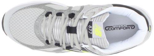 Hombre De De Plata 877 Entrenamiento Con Para Nuevo Equilibrio X Amortiguación Verde De Zapatos wavaE
