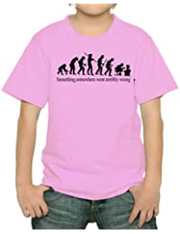 Something, Somewhere... Children T-Shirt diff. Color