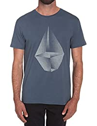 Volcom Shape Shifter Tee Airforce Blue