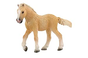 Bullyland 62761 - Figura Decorativa de Palomino Animal World