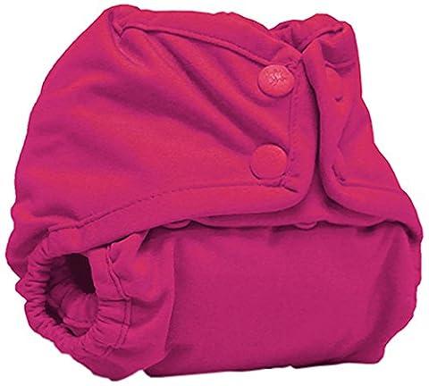Rumparooz Newborn Snap Cloth Diaper Cover (Sherbert)