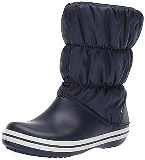 crocs Damen Winter Puff Boots Schneestiefel, Blau (Navy/White), 37/38 EU (B078G9BK7J) | Amazon price tracker / tracking, Amazon price history charts, Amazon price watches, Amazon price drop alerts
