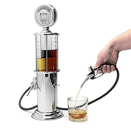 joizo Utensilios para Bar Pistola líquido dispensador de la Bebida Suave dispensador de Bebidas de la Bomba de Vino Dispensador Distribuidor de Agua para Las Estaciones de Gasolina (Solo Pistola)