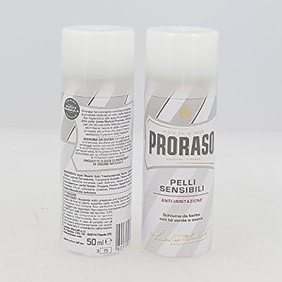 Proraso New Shaving Foam - Sensitive Skin - 50ml