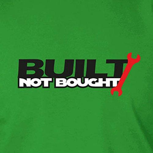Built not Bought - Stofftasche / Beutel Grün