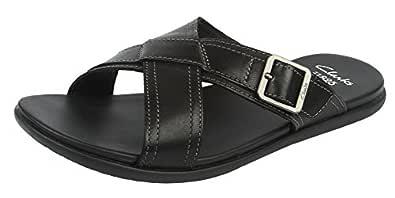 Clarks Men's Valor Slide Sandals and Floaters
